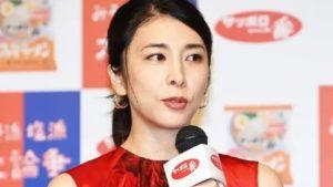 【速報】女優の竹内結子さん死去(40歳)自殺か